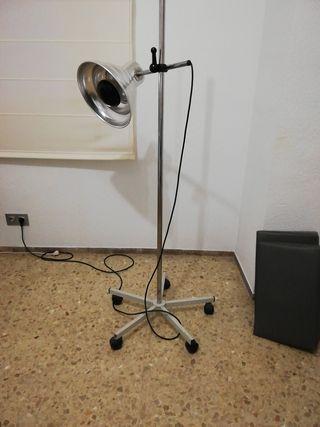 lampara infrarojos