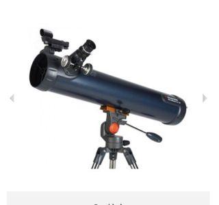 Telescopio Celestron Astromaster LT 76 AZ 31036