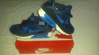 Zapatillas Nike air, talla 40
