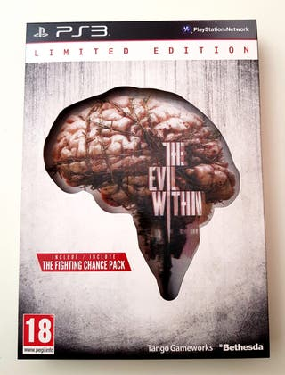 The Evil Within 2 Especial - Ps3