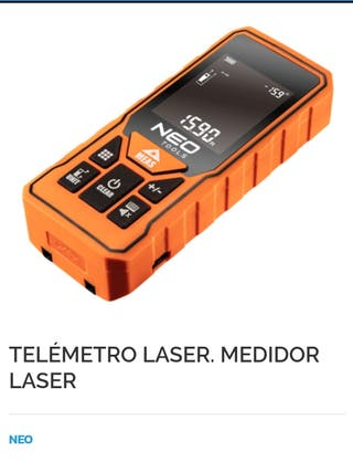 Telemetro laser