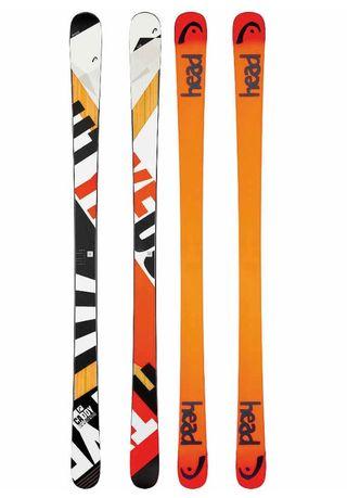 Esquís Freestyle Caddy 2020
