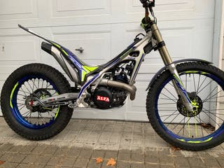 Sherco Factory 125 2019 - Impecable
