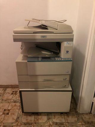 Fotocopiadora blanco y negro