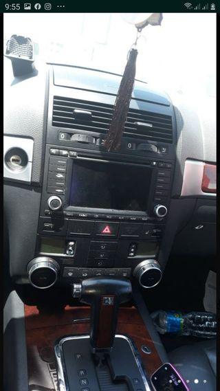 Volkswagen tuareg 2004