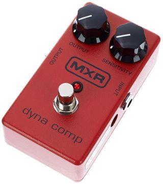 Pedal MXR M102 DYNA COMPRESOR Bajo / Guitarra