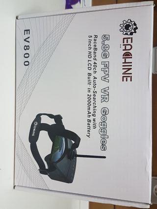 Gafas FPV para Drone