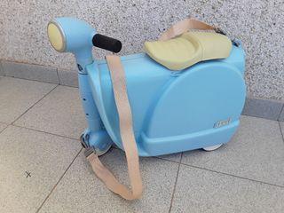 maleta infantil moto SKOOT