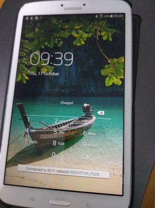 "Tablet Samsung Tab 3 de 8"" pulgadas"