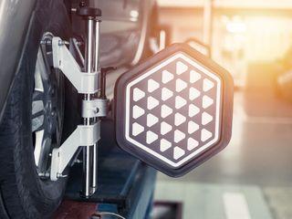 maquina alineacion alinear direcicones ruedas 3D