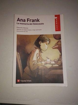 Ana Frank. La memoria del holocausto.