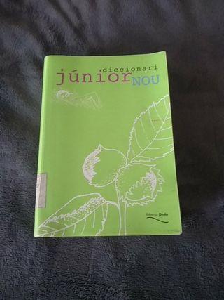 Diccionaria Junior Nou Ed. primaria