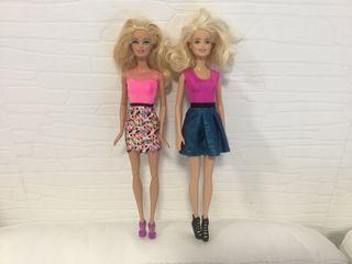 Muñecas Barbie