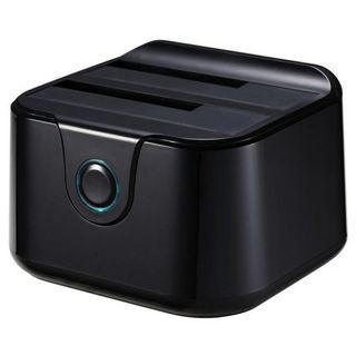 TooQ HDD Docking Station USB 3.0 Negra
