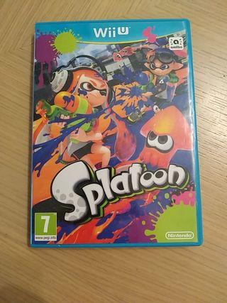 Splatoon Wii U Nintendo