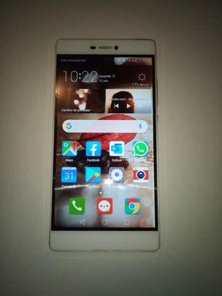 Huawei P8 dorado