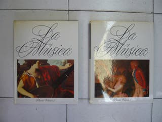 2 Libros La Música, Editorial Planeta