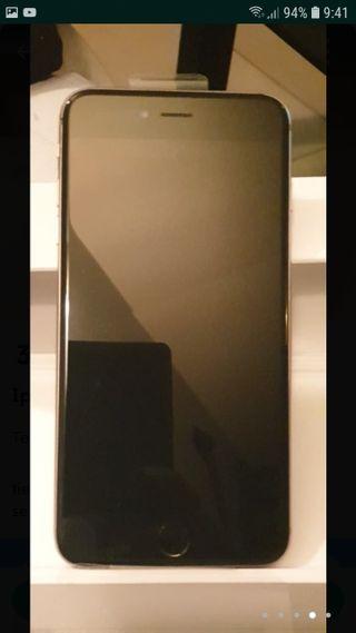 Iphone 6 Plus Black de 128gb