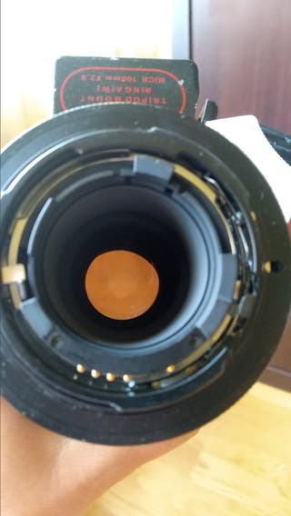 Objetivo Sigma HSM APO Tele Macro 300 mm F:4