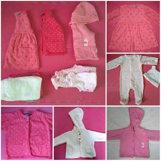 ropa bebé niña 3/6 meses