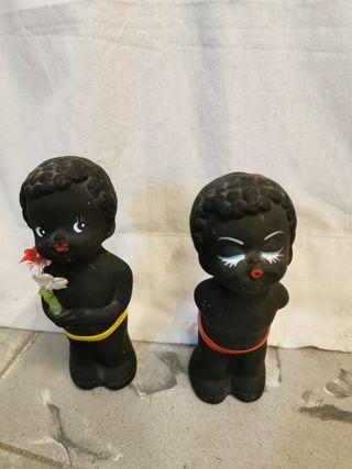 figuras kitsch biscuit porcelana