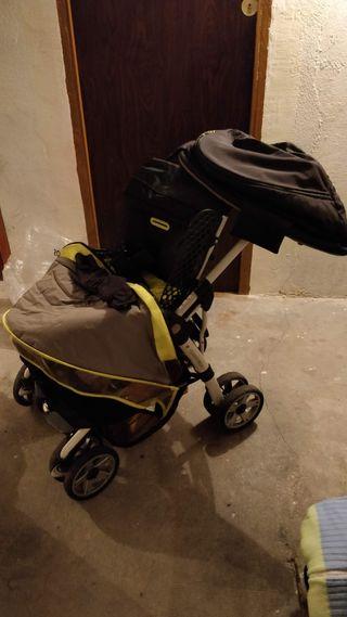 Carro de bebé - Trío Jane CarreraPro