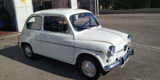 SEAT 600 E DE 1972