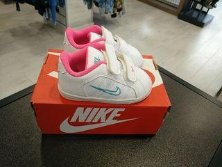 Zapatillas Nike court tradition bebé n21
