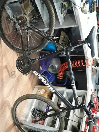 Bicicleta Rockrider Btwin