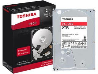 Disco duro interno 2TB TOSHIBA P300 (PRECINTADO)