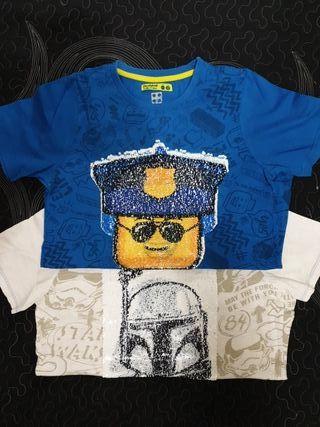 Camisetas niño Desigual
