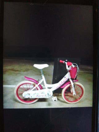 bicicleta niña pulgas 14