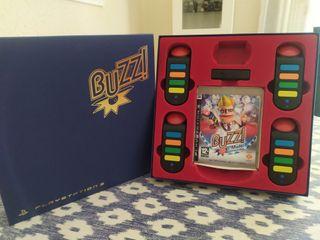 Buzz multiconcurso ps3 Edición especial
