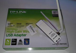 Antena WiFi Externa USB TP-Link