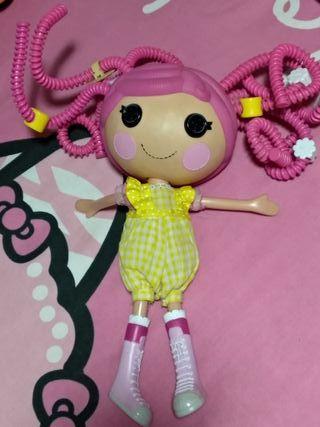 muñeca Lalaloopsy grande