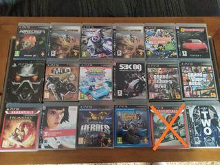 53 juegos PS3