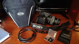 SONY REFLEX DIGITAL a390