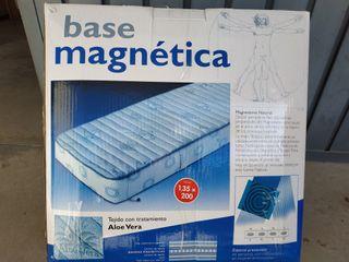 Colchon base magnetica para colchon