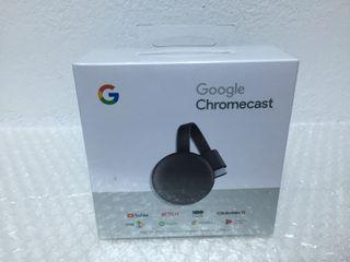 Google Chromecast 3 Original PRECINTADO