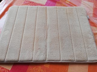 alfombra baño NUEVA con memory foam