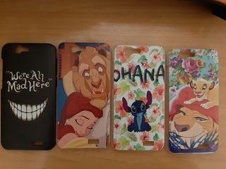 Carcasas Disney Huawei G7