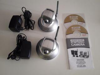 Camaras de vigilancia IP OvisLink OC-800W
