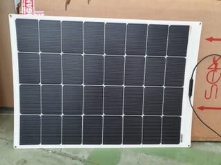 PLACA SOLAR FLEXIBLE DE 100W