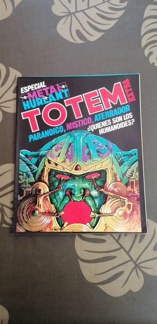Especial Metal Hurlant - Totem - Nº 11