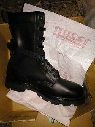 botas iturri tipo militar
