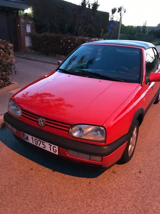 Volkswagen Golf Cabrio 1996 HASTA FINAL DE MES !!!