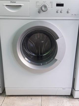 lavadora marca Haier 5kg A+ rpm 1000