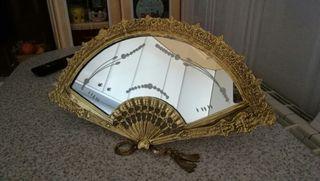 Espejo abanico