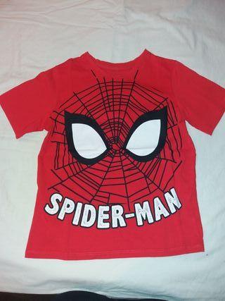 camiseta Spider-Man