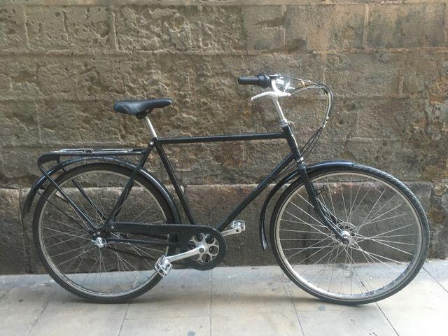 Bicicleta ciudad